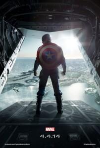 Marvel CATWS poster