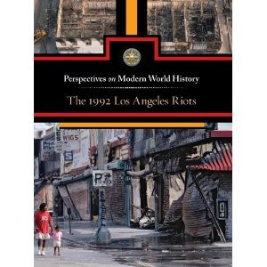 LA Riots book cover