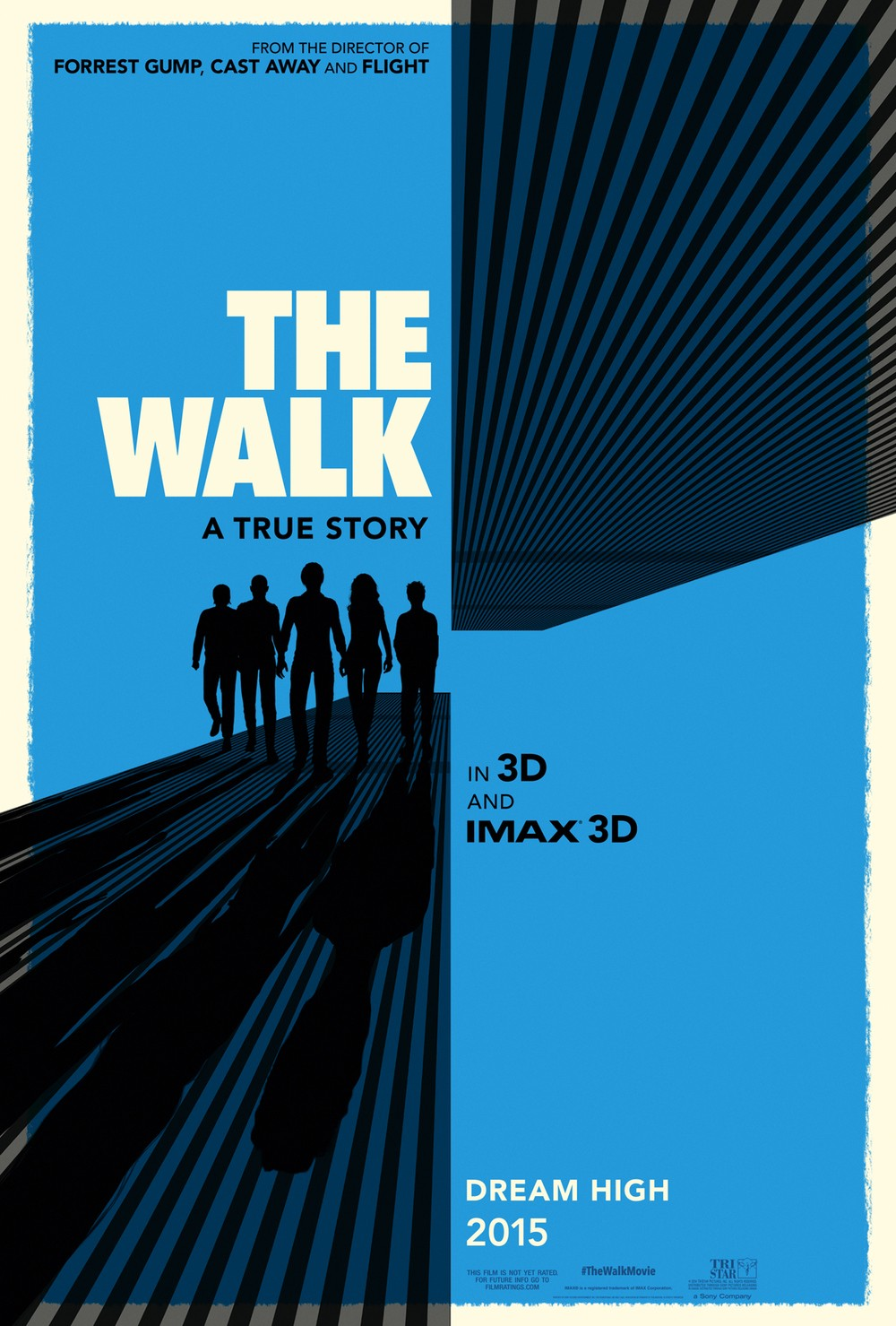 Movie Review: The Walk (IMAX 3D)