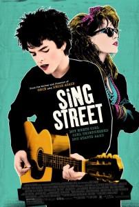 SingStreet Poster