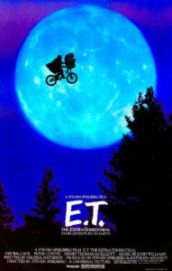 Movie Analysis E T The Extra Terrestrial 1982 Scott Holleran
